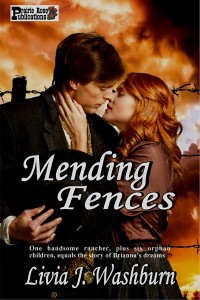 Mending Fences Cover
