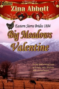 Big Meadows Valentine