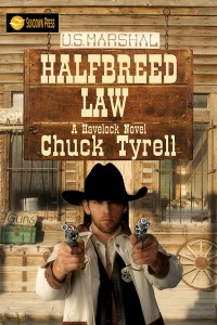 Halfbreed Law by Chuck Tyrell